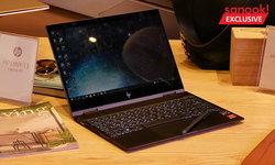 [Hands On] HP Pavilion X360 และ HP Envy X360 คอมพิวเตอร์พับได้บางแต่สเปคแรง