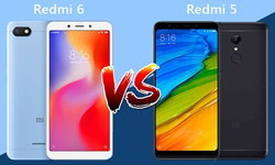 เปรียบเทียบ Xiaomi Redmi 6 และ Xiaomi Redmi 5 ต่างกันอย่างไร มีอะไรเปลี่ยนไปบ้าง?