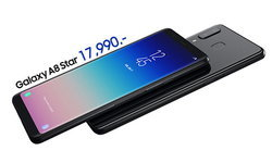 Samsung Galaxy A8 Star ขายแล้ววันนี้ ในราคา 17,990 บาท จัดเต็มด้วยจอใหญ่ 6.3 นิ้ว, ชิปเซ็ต Snapdrago