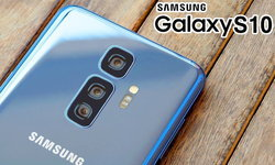 """ลือ """"Samsung Galaxy S10+"""" จะมาพร้อมกล้องหน้าคู่"""