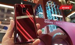 """[Hands On] พาสัมผัส """"Samsung Galaxy S9+"""" สี Burgundy Red ของจริง จะถูกจะแพง พี่ขอ """"แดง"""" ไว้ก่อน"""