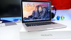 """Apple ยุติจำหน่าย """"MacBook Pro 2015"""" แล้ว"""