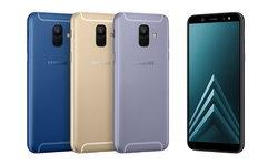 """ลดหนักมาก """"Samsung Galaxy A6"""" เครื่องเปล่าลดราคาเหลือ 5,990 บาท เฉพาะวันนี้เท่านั้น"""