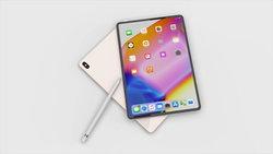 iPad Pro รุ่นใหม่ไร้ปุ่มโฮมและมีการแสดงผลหน้าจอแบบโค้งมน!