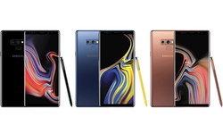 """ชมอีกครั้งกับ """"Samsung Galaxy Note 9"""" มาพร้อมกันทั้งหมด 3 สีด้วยกัน"""