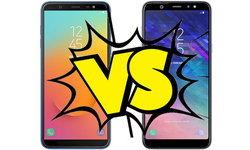 เปรียบเทียบสเปก Samsung Galaxy J8 VS Samsung Galaxy A6+ พี่น้องหักเหลี่ยมโหด ใครคุ้มค่ากว่ากัน