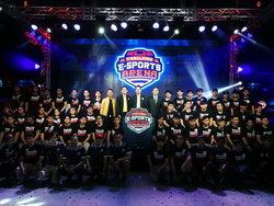 เปิดตัว Thailand E-Sports Arena สนามแข่งขันอีสปอร์ตครบวงจรแห่งแรกในประเทศไทย มุ่งเป้าพัฒนาเด็กไทยสู่นักกีฬามืออาชีพ