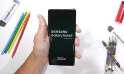 """ชมคลิปทดสอบความทนทานของ """"Samsung Galaxy Note 9"""" ว่าจะรอดกับบททดสอบนี้หรือไม่"""
