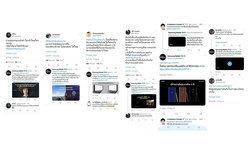 เมื่อแอดมิน Samsung เล่นใหญ่ ป้ายยา #GalaxyNote9TH ไปทั่ว Twitter