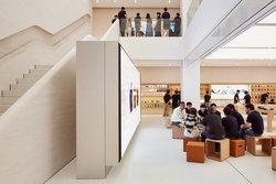 รอมาไทย เปิดตัว Apple Store สาขาเกียวโต