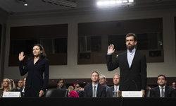 """หุ้น """"เฟสบุ๊ก-ทวิตเตอร์"""" ร่วงหลังผู้บริหารขึ้นชี้แจงต่อวุฒิสภา"""