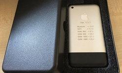 iPhone รุ่นแรกที่เชื่อว่าเป็นเครื่องต้นแบบ ถูกวางประมูลขายใน eBay