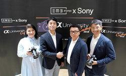 โซนี่ไทยเปิดโครงการอบรมเชิงปฏิบัติการด้านการถ่ายภาพ 3Krung x Sony Alpha University Camp 2018
