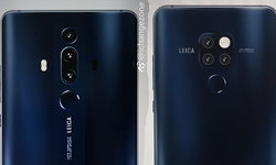 """หลุดภาพ """"Huawei Mate 20"""" และ """"Mate 20 Pro"""" ที่มีกล้องหลัง 3 ตัวและจะรองรับ ชาร์จไฟไร้สาย แบบเร็ว"""