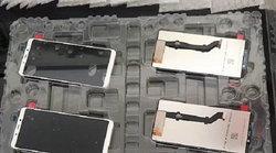"""หลุด! กระจกหน้าจอ Nokia 9 และ X7 : เผยดีไซน์ไม่มี """"ติ่งหน้าจอ"""""""