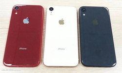 """ชมภาพถาดใส่ซิมของ iPhone รุ่นใหม่หลากหลายสี คาดเป็นของ """"iPhone Xc"""""""