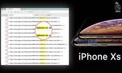 ข้อมูล (หลุด) จากเว็บไซต์ Apple ยืนยันชื่อ iPhone Xs และ iPhone Xs Max