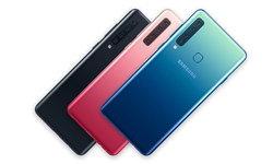 """เผยโฉมแล้ว """"Samsung Galaxy A9 (2018)"""" ครั้งแรกกับมือถือกล้องหลัง 4 ตัว และสีสันที่สวยเลิศ"""