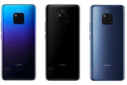 """เผยภาพ """"Huawei Mate 20 Pro"""" สเปกกล้องเทพ พร้อมราคาแบบชัดเจน!"""