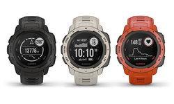 Garmin เผยโฉม Instinct นาฬิกาสุดอึดและฉลาดและกันน้ำได้ระดับ 100 เมตร
