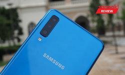 [Hands On] สัมผัสแรกกับ Samsung Galaxy A7 สมาร์ทโฟนรุ่นแรก ที่มาพร้อมกล้องหลัง 3 ตัว