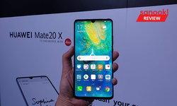"""[Hands On] สัมผัสแรก """"Huawei Mate 20 X"""" มือถือร่างยักษ์ ลูกผสมกลางๆ ของ """"Mate 20"""" และ """"Mate 20 Pro"""""""