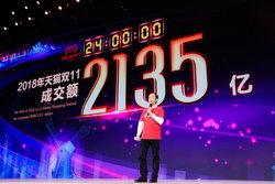Alibaba ทุบสถิติรายได้ช้อปปิ้งออนไลน์ : ทะลุ 1 พันล้านเหรียญ ใน 85 วินาที