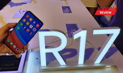 "[Hands On] จับครั้งแรกกับ ""OPPO R17 Pro"" มือถือเครื่องสวยที่ถ่ายภาพดีและเน้นเทคโนโลยีล้ำ"