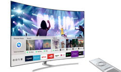"""ล้ำได้อีก """"Samsung"""" จะทำ Smart TV ปี 2019 ต่อเชื่อมกับคอมพิวเตอร์ด้วยเทคโนโลยีไร้สาย ไม่ง้อ HDMI"""