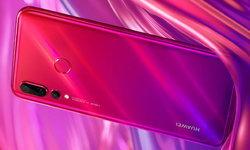 ยิ่งทำยิ่งสวย! เผยภาพ Huawei Nova 4 สีแดง-ม่วงแบบไล่เฉดสี