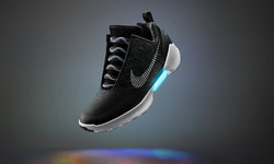 "Nike เริ่มโปรโมท ""รองเท้ารัดเชือกอัตโนมัติ"" เชื่อมต่อกับสมาร์ทโฟน"