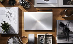 "ASUS เปิดตัว ""ZenBook"" 13/14/15 โน้ตบุ๊คที่มีขอบหน้าจอบางเฉียบและหรูหรา"