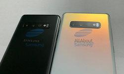 """หลุดดีไซน์ของจริง """"Samsung Galaxy S10"""" มีสีขาวมุกด้วย"""