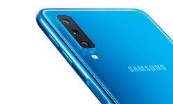 """หลุดข้อมูล """"Samsung Galaxy A50"""" จะมี 3 กล้องด้านหลัง และ ไม่มีระบบสแกนลายนิ้วมือด้านหลัง"""