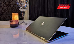 "[Hands On] ""HP Spectre X360"" Ultrabook สุดหรูหราอลังการ สเปกดี และแบตฯอึด"