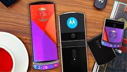 "Motorola เตรียมนำมือถือฝาพับ ""RAZR"" ในตำนาน กลับมาอีกครั้ง : ล้ำขึ้นด้วยจอพับงอได้"
