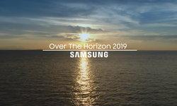 """มาฟังเพลง Over The Horizon ฉบับปี 2019 ที่จะติดตั้งกับมือถือ """"Samsung Galaxy S10"""" เป็นต้นไป"""