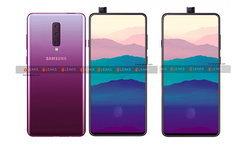 """ชมภาพ Render ของ """"Samsung Galaxy A90"""" มือถือกล้อง Popup ตัวแรกของค่าย"""