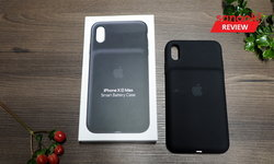 Review: Smart Battery Case เคสแบตสำรอง iPhone XS, XS Max, XR