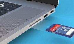 ลือ ช่องอ่าน SD card อาจกลับมาใน MacBook Pro รุ่นใหม่