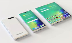 Samsung Display กำลังพัฒนามือถือแบบสไลด์และม้วนได้ในปี 2021
