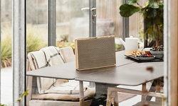 Bang & Olufsen ได้เผยโฉม Beosound Level ลำโพงรุ่นใหม่ดีไซน์เรียบง่ายแต่ว่ายังดูแลรักษาง่าย