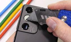 ชมคลิปทดสอบความแข็งแรงของ Samsung Galaxy S21 Ultra จะเป็นรอยง่ายแค่ไหน