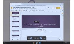 Chrome OS ตัวอัปเดตมีนาคมมีเครื่องมือบันทึกวิดีโอหน้าจอในตัวเน้นสนับสนุนด้านการศึกษา