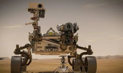 รถสำรวจดาวอังคาร Perseversance ลงพื้นบนดาวอังคารอย่างปลอดภัย