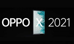 """OPPO เผยคอนเซ็ปต์ """"สมาร์ตโฟนม้วนจอได้"""" รุ่นต้นแบบ ในงาน MWC ที่เซี่ยงไฮ้"""