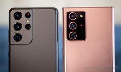 เผยผลคะแนน Samsung Galaxy S21 Ultra ได้น้อยกว่า Galaxy S20 Ultra ในปีที่แล้วเล็กน้อย