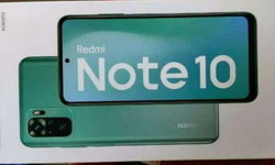 เผยรายละเอียดกล่องของ Redmi Note 10 มาพร้อมกล้องหลัง 48 ล้านพิกเซล