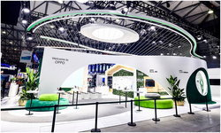 OPPO Flash Charges แห่งอนาคตที่ MWC Shanghai
