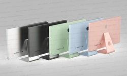 เผยภาพ Render ของ iMac ปี 2021 อาจจะมีให้เลือกทั้งหมด 5 สี เหมือนสมัยก่อน